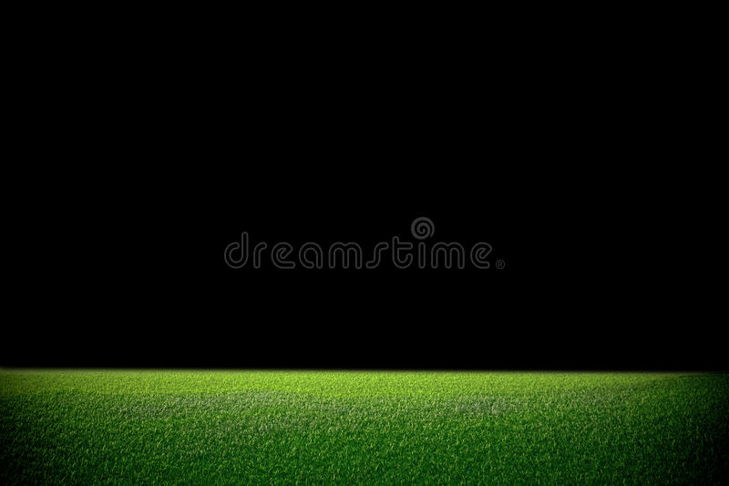 Image of stadium in dark. background green lawn. Image of stadium in dark. background of green lawn vector illustration