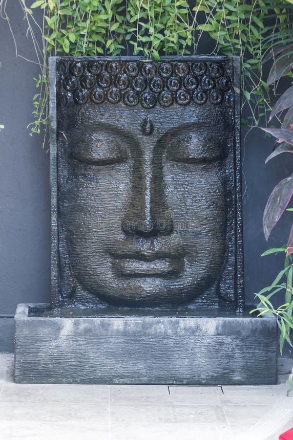 Balinese hindu budha statue royalty free stock photos