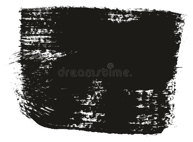 Paint Brush Wide Background High Detail Abstract Vector Background Set 59. This image is a vector illustration and can be scaled to any size without loss of royalty free illustration