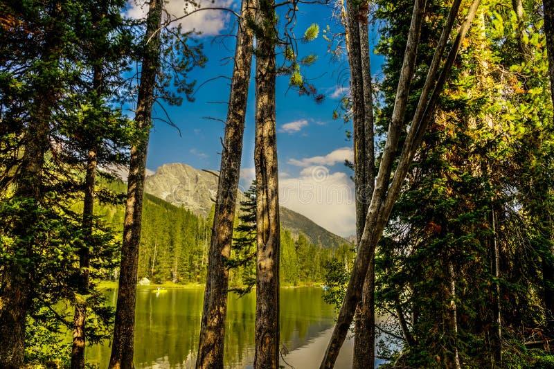 Grand Teton National Park, Wyoming stock images