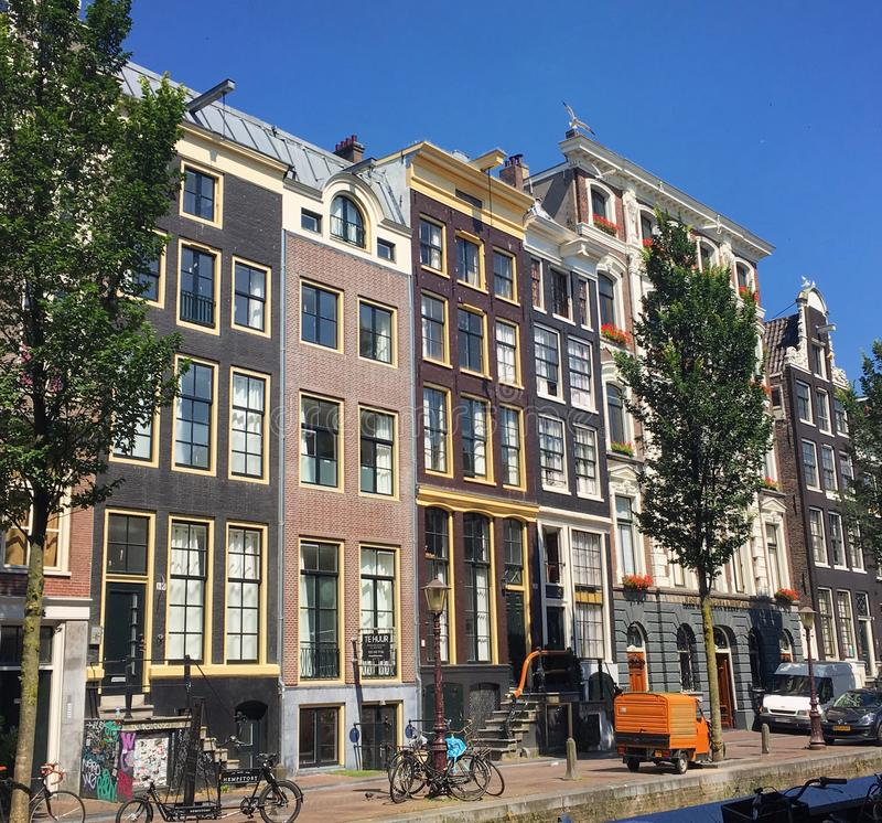Beautiful Amsterdam stock photos