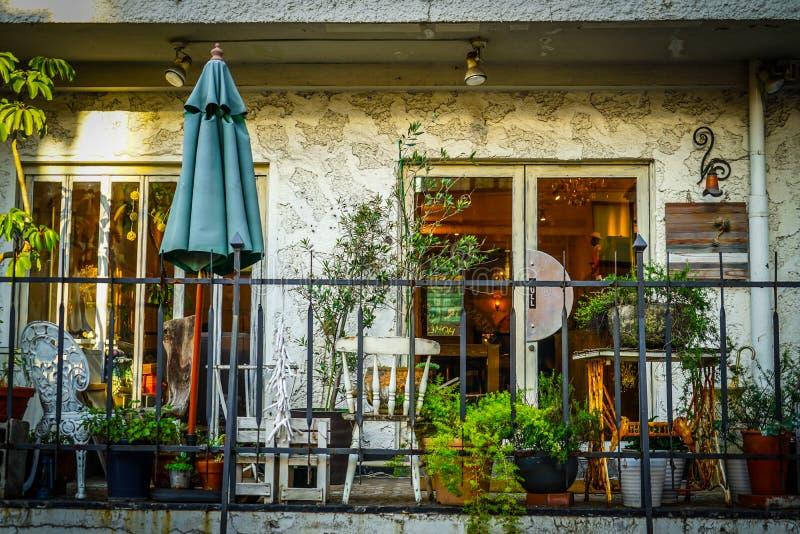 Imagem à moda do café fotografia de stock royalty free