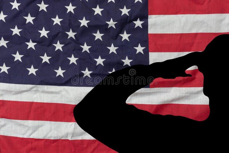 Imagem aérea da opinião de tampo da mesa do conceito do fundo do feriado do Dia da Independência do 4 de julho foto de stock