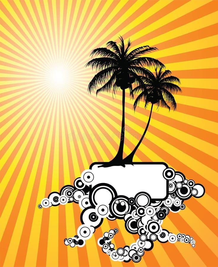 Imagem abstrata dos feriados ilustração stock
