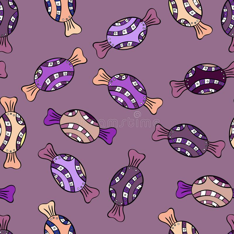Imagem colorida sumário ilustração royalty free