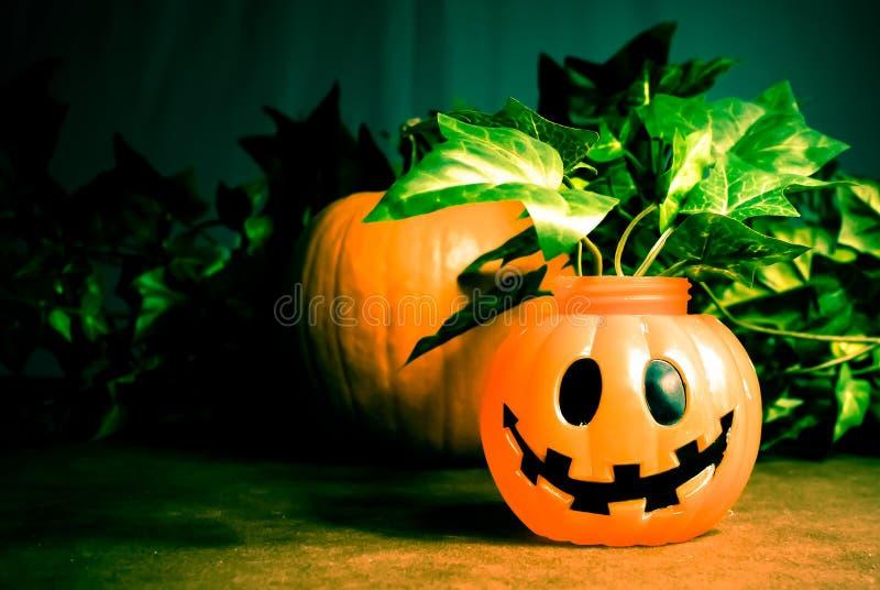 Imagem conceptual do feriado de Halloween imagens de stock