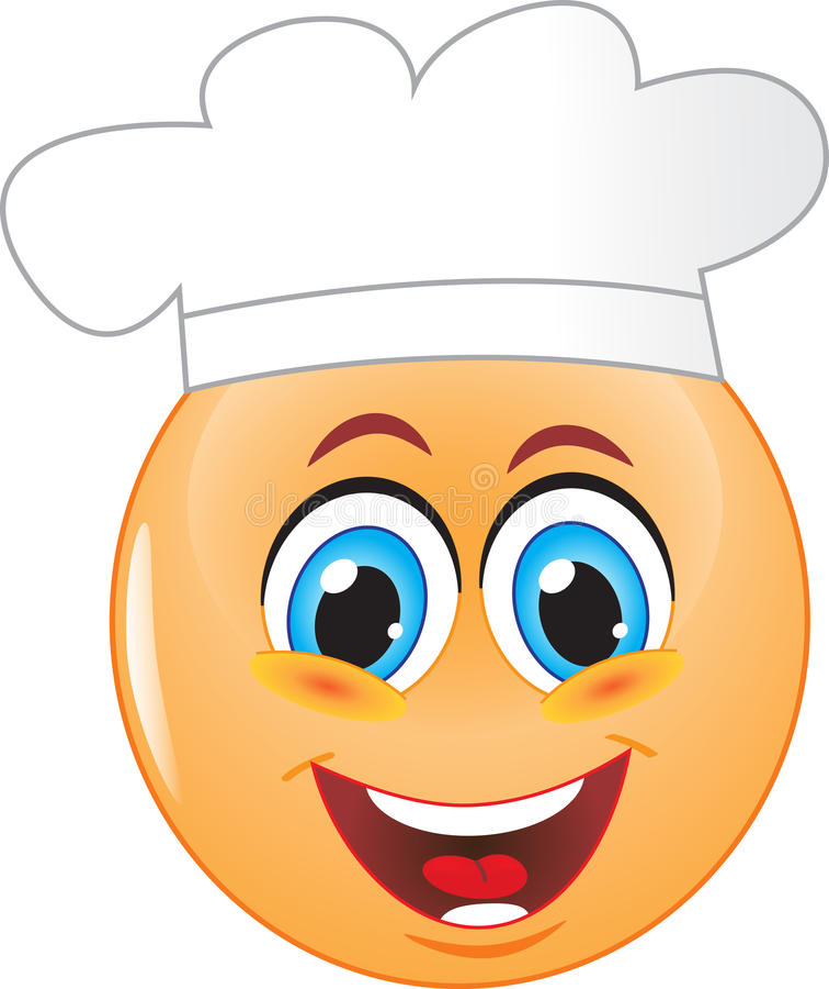 Download Sorriso, cozinheiro ilustração stock. Ilustração de padaria - 29835194