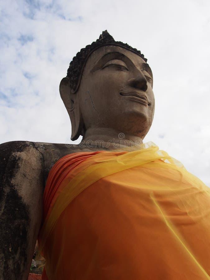 Imagem da Buda foto de stock royalty free