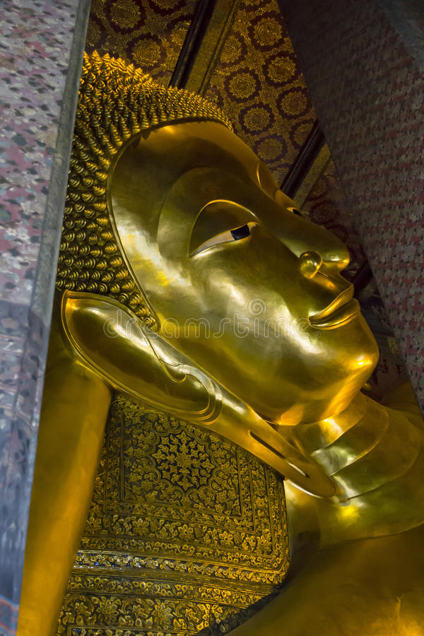 Imagem da Buda do princípio imagem de stock