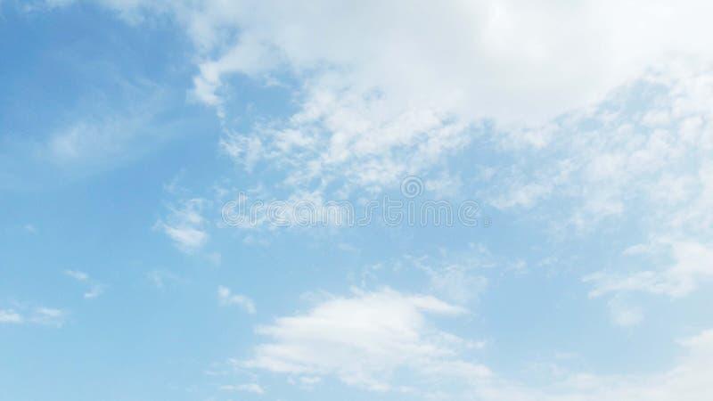 Imagem das nuvens imagens de stock