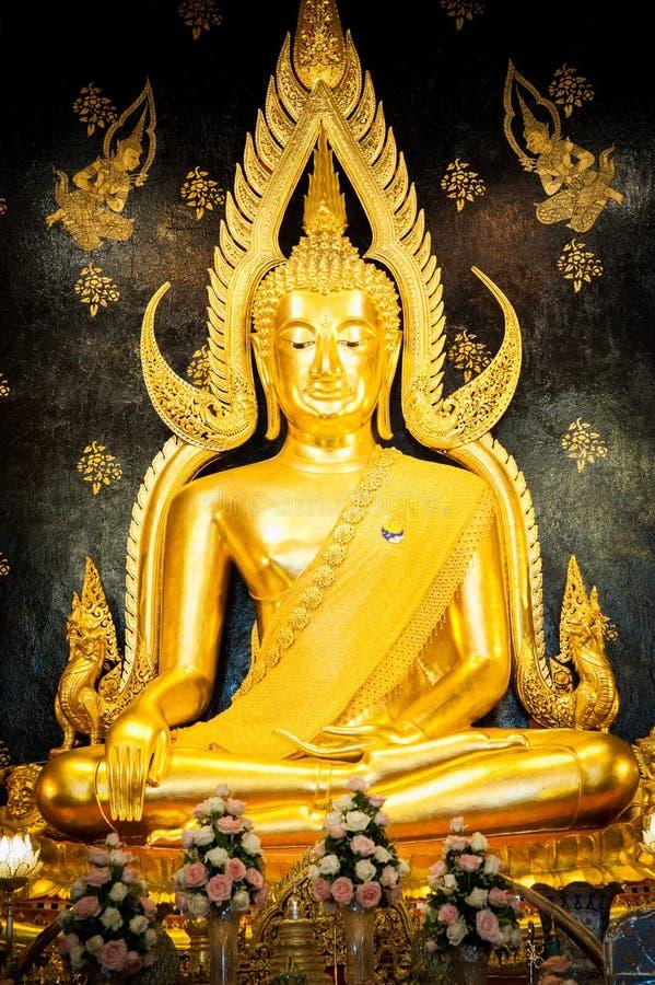Imagem de Buddha em Tailândia imagem de stock royalty free