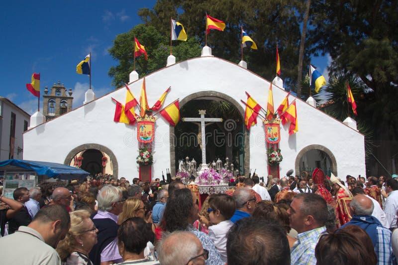 A imagem de Cristo abençoado que alcança o santuário real imagens de stock