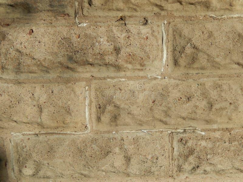 Imagem de fundo concreta da parede do bloco de apartamentos do vintage imagens de stock