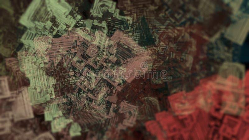 Imagem de fundo linda paisagem geológica abstrata imagens de stock