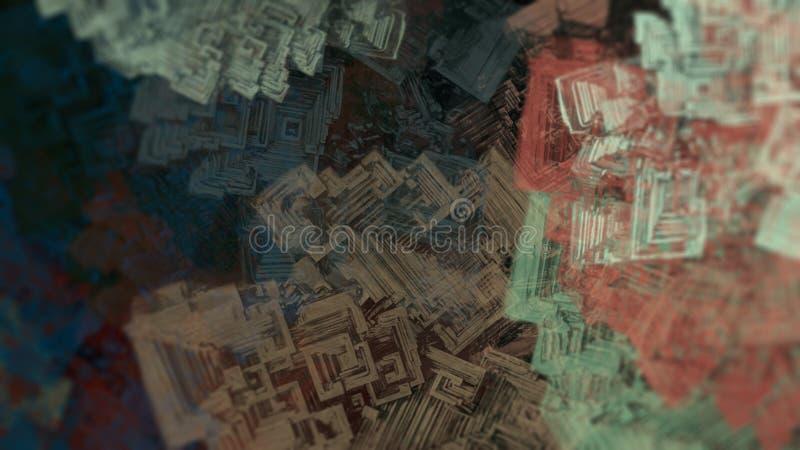 Imagem de fundo linda paisagem geológica abstrata fotografia de stock royalty free