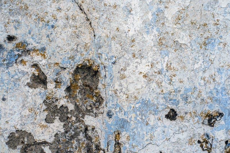 Imagem de fundo. Textura de uma parede de betão velha imagens de stock