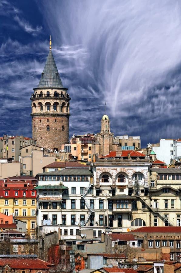 Imagem de Istambul imagens de stock royalty free