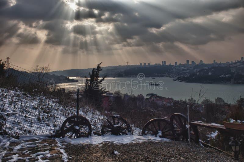 Imagem de Istambul fotografia de stock royalty free