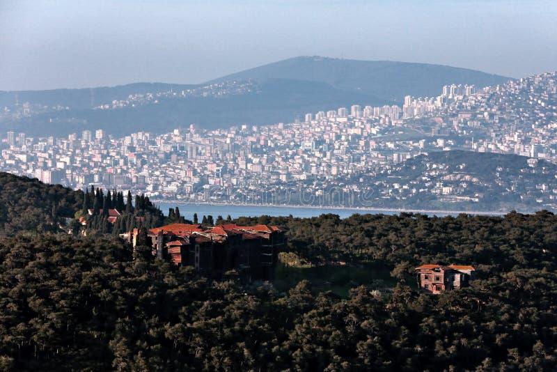 Imagem de Istambul foto de stock