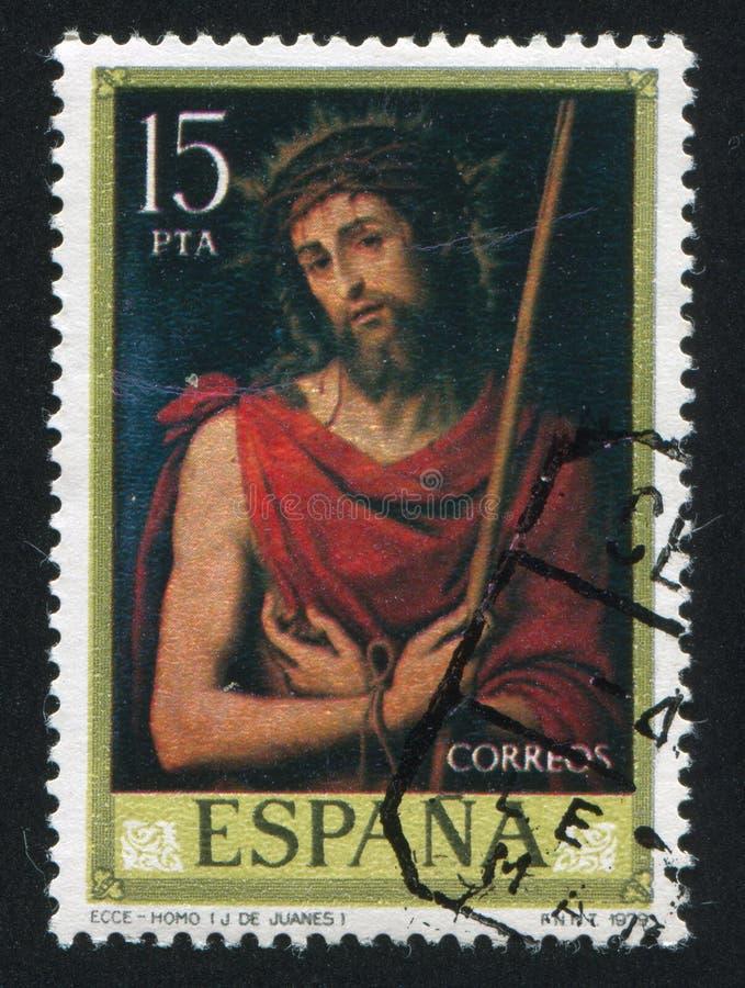 Imagem de Jesus Christ foto de stock