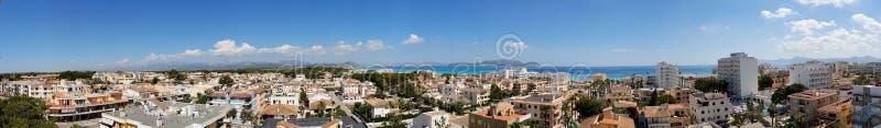 Imagem de Palma de Mallorca, no Balearic Island de Mallorca foto de stock royalty free