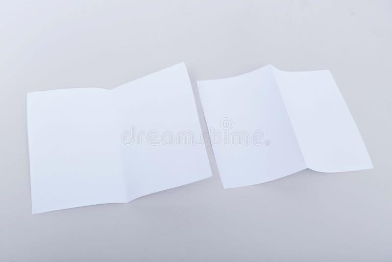 Imagem do cartão de cumprimentos vazio do convite imagens de stock