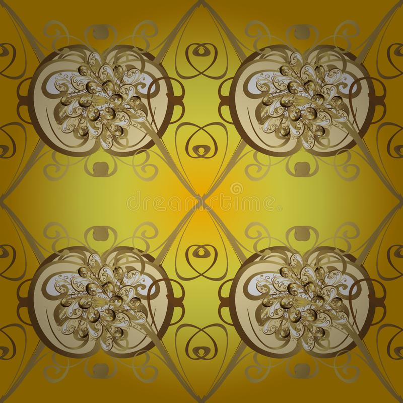 Imagem do colorfil de Abstact ilustração stock