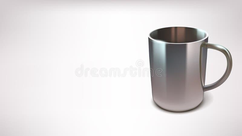 Download Imagem do copo ilustração do vetor. Ilustração de preto - 65581680