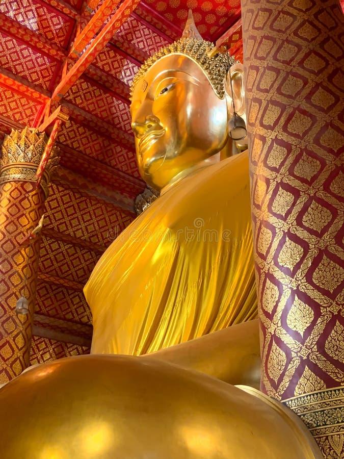 Imagem do fundo da Buda fotos de stock royalty free
