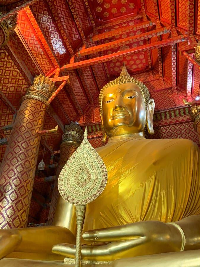 Imagem do fundo da Buda imagens de stock