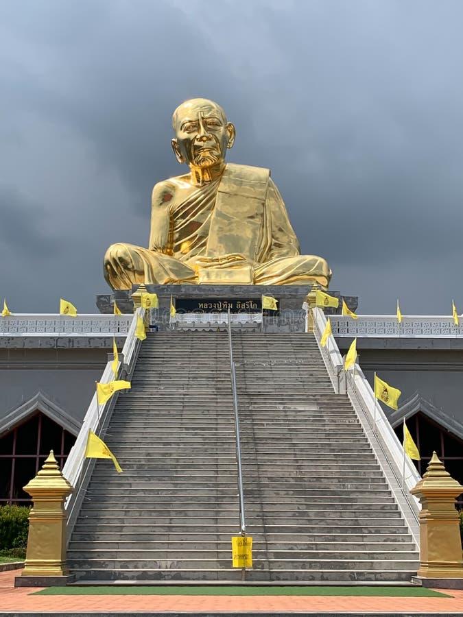 Imagem do fundo da Buda imagem de stock royalty free