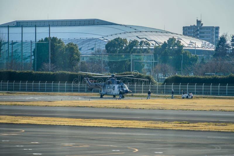 Imagem do helicóptero imagem de stock