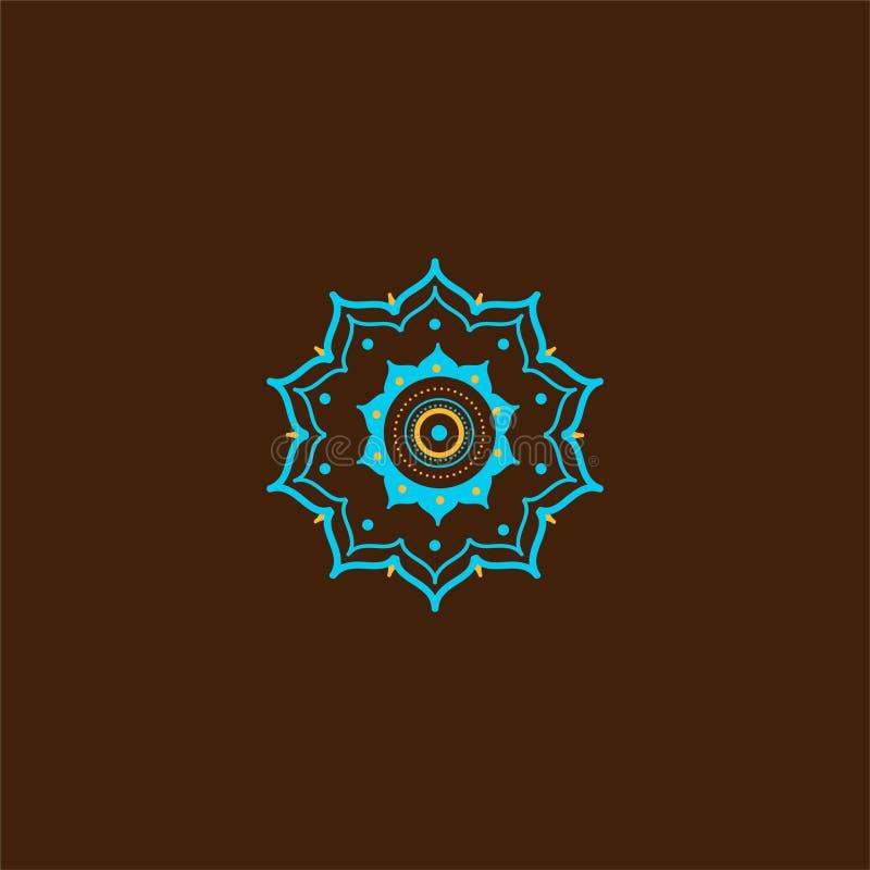Imagem do vetor da abstração Motriz indianos Pinturas no fundo Fundo à bandeira, cargos, Web ilustração royalty free