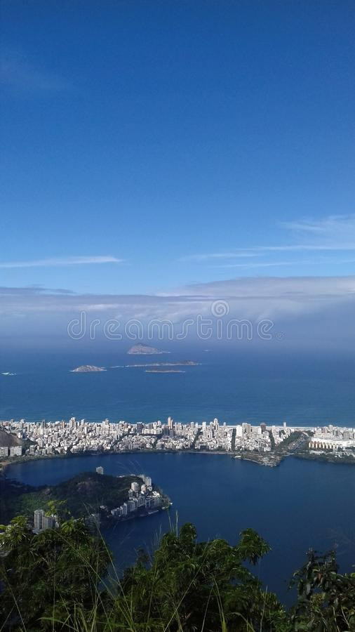 Imagem fa Rio de Janeiro fotografie stock libere da diritti