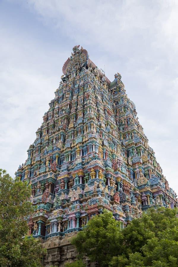 Imagem ilustrativa editorial Índia do templo foto de stock royalty free