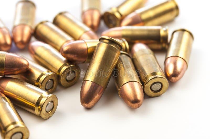Download Grupo de balas de 9mm foto de stock. Imagem de ammo, bala - 29829008