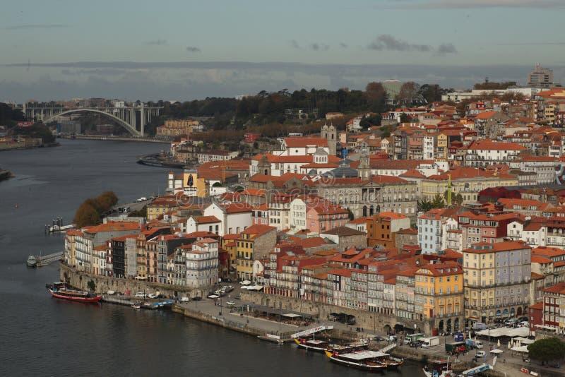 Imagem no rio Douro A fotos de stock
