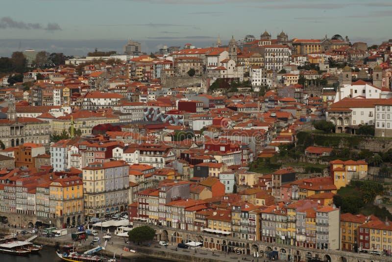 Imagem no rio Douro A foto de stock royalty free