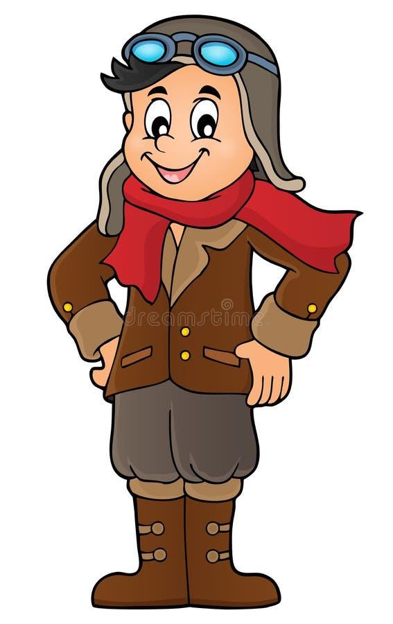 Imagem piloto 1 do tema ilustração royalty free