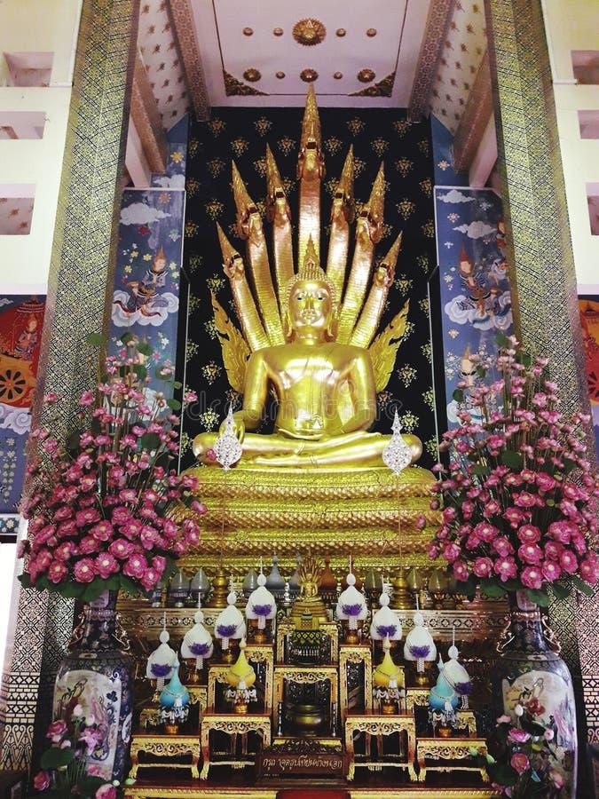 A imagem principal de Buddha fotos de stock royalty free