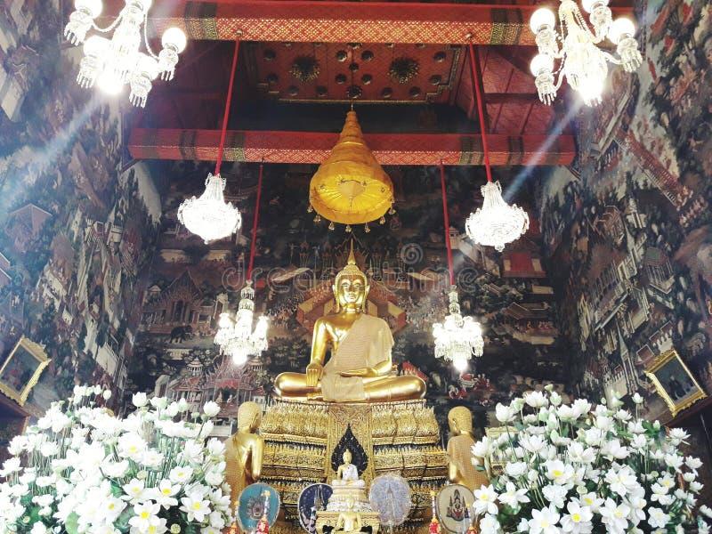 A imagem principal de Buddha imagem de stock royalty free