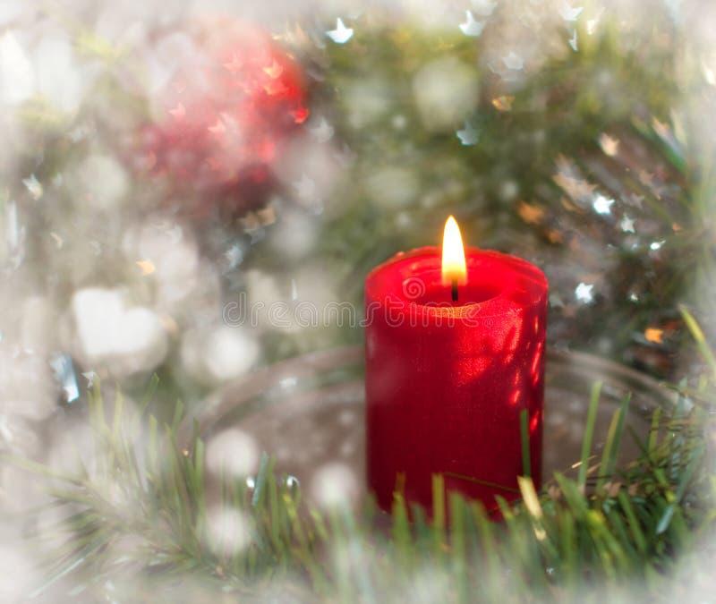 Download Imagem Sonhadora Da Vela Do Natal Imagem de Stock - Imagem de feriados, estrela: 26512267