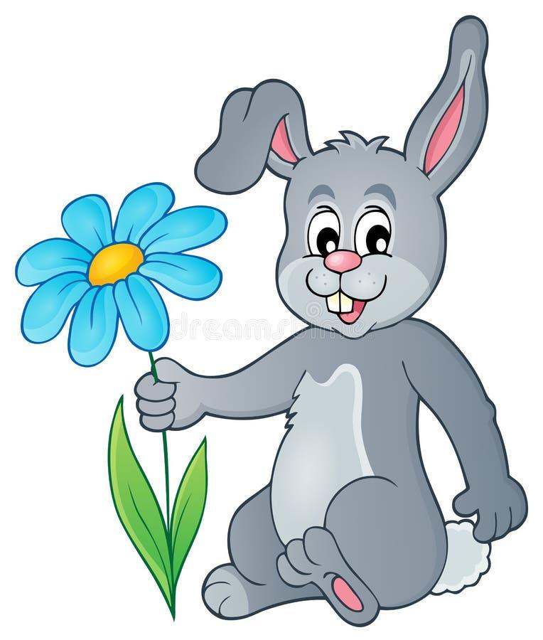 Imagem temático 1 do coelhinho da Páscoa