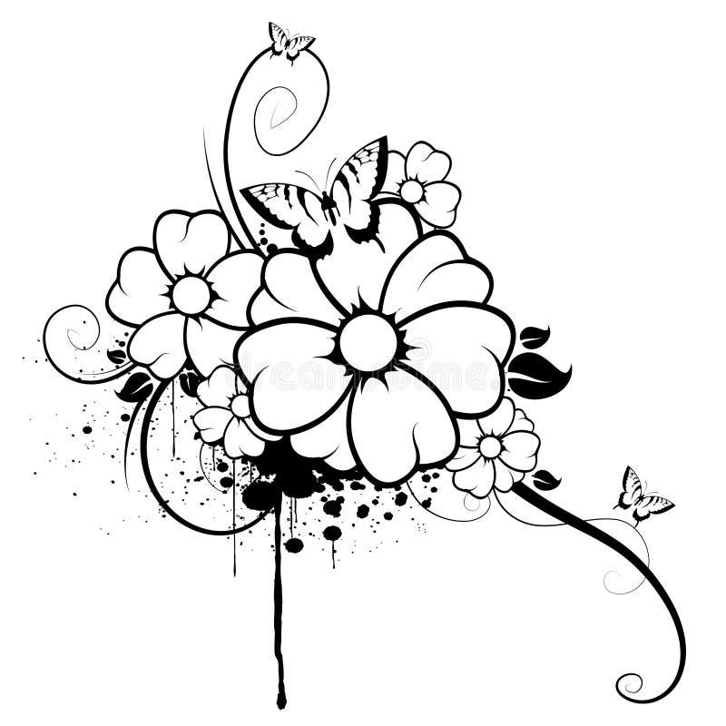 Imagen abstracta stock de ilustración