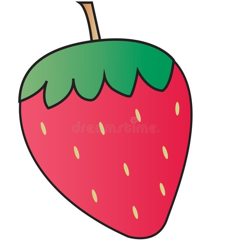 Imagen común: Fruta de la fresa libre illustration