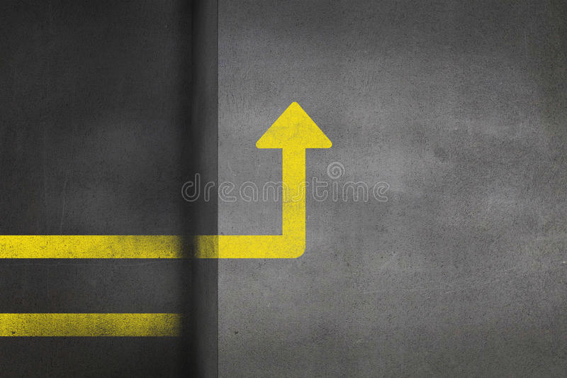 Imagen compuesta de la imagen digital generada de la muestra direccional libre illustration