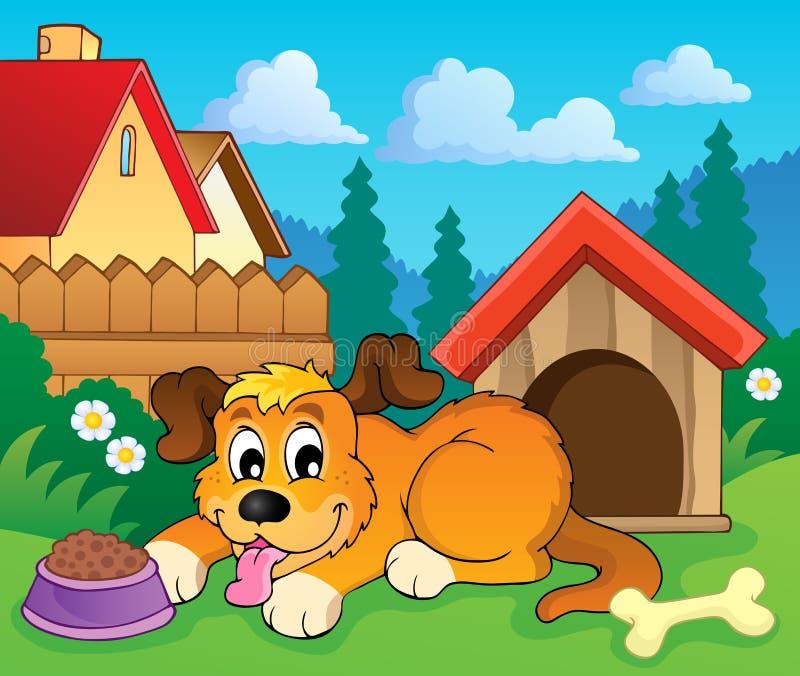 Imagen con el tema 6 del perro libre illustration