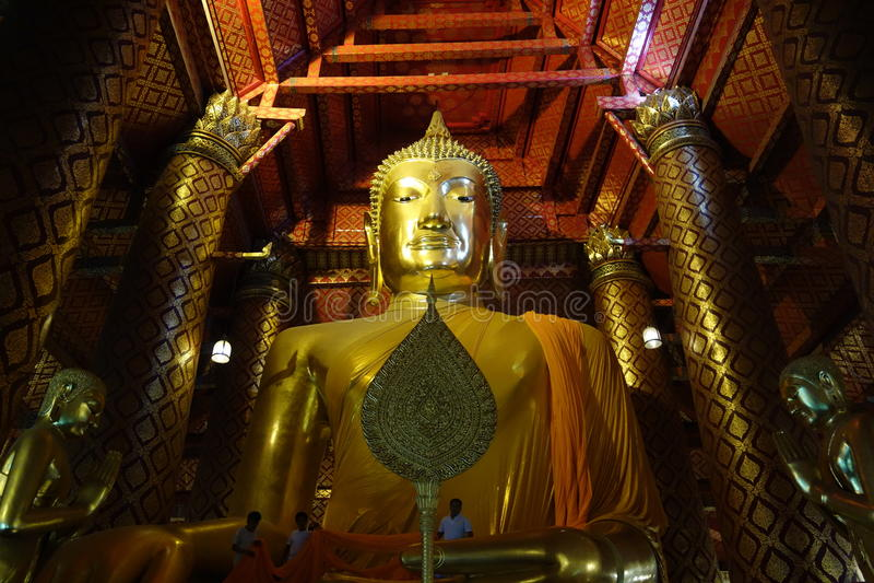 Imagen de Buda del gigante foto de archivo libre de regalías