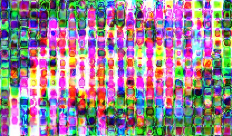 Imagen de fondo abstracta de la capa del bokeh fotografía de archivo libre de regalías