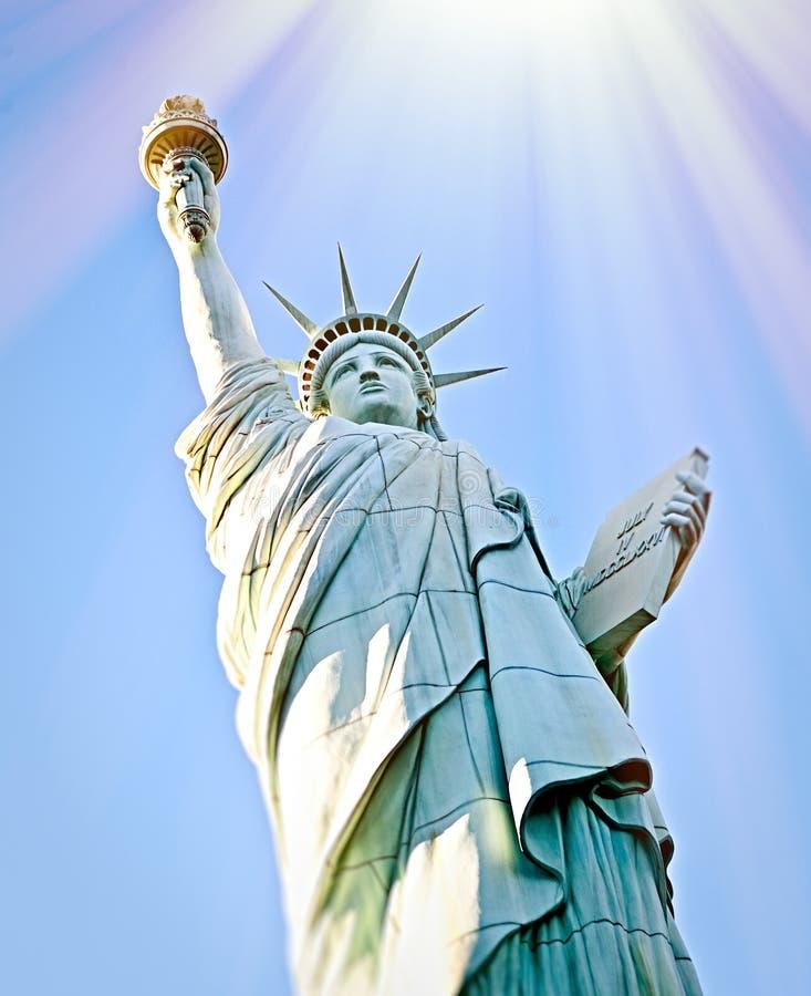 Imagen de la estatua de la libertad fotos de archivo libres de regalías